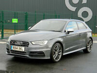Audi S3 2.0 TFSI ( 300ps ) quattro 2014MY - STUNNING GENUINE EXAMPLE