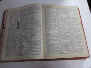 Webster's Dictionary, 1937, 20th Century Unabridged West Island Greater Montréal image 9