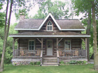 Cozy Log Cabin - Cottage for rent.