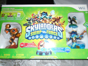 Skylanders Swap Force Starter Pack for WII