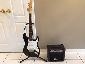 Complete Electric Guitar Package