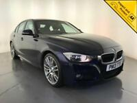 2013 BMW 320D M SPORT AUTOMATIC DIESEL LEATHER INTERIOR £30 ROAD TAX
