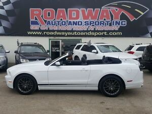 2014 Ford Mustang V6 Premium Convertible