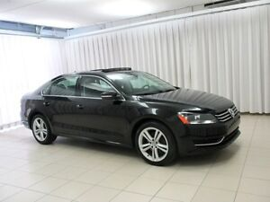 "2013 Volkswagen Passat LOW KMs!! Sport Package! 18"""" Alloys, Sun"