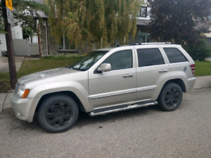 2008 Jeep Grand Cherokee Overland Edition 3.0L Turbo Diesel