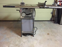 Great Workshop Table Saw