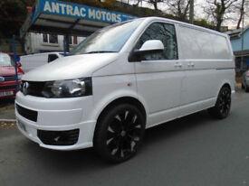 2012 Volkswagen Transporter 2.0TDi ( 84PS ) SWB T28 BMT