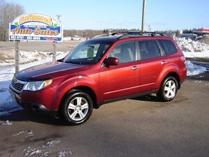 2009 SUBARU FORESTER***ALL WHEEL DRIVE***HEATED SEATS***SUNROOF*