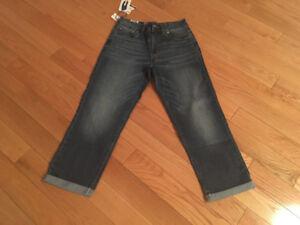 Santana Capri: cropped jeans