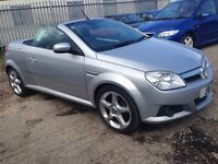 Vauxhall Tigra convertible electric roof cheap 795