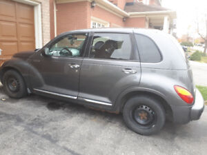 2004 PT cruiser make a offer good winter car