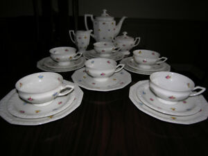 Rosenthal China Pattern R373 Continental Maria Floral Various