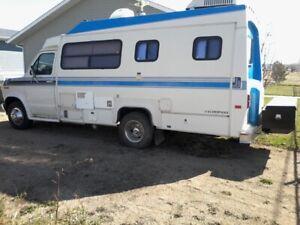 Wide body camper for sale