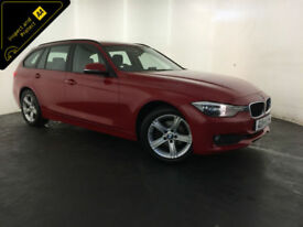 2014 BMW 318D SE DIESEL ESTATE 1 OWNER SERVICE HISTORY FINANCE PX WELCOME