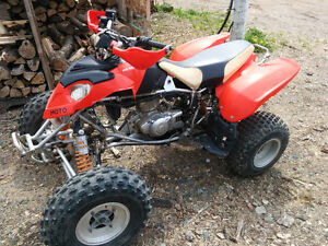 ATV 700.00 firm and Have a spare unused engine spare tires