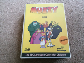 Muzzy BBC Spanish Level 1