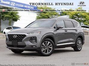 2019 Hyundai Santa Fe Preferred  - Heated Seats