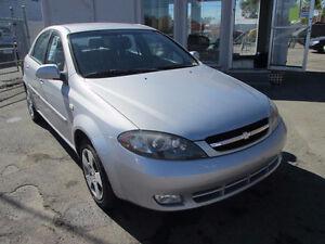 2006 Chevrolet Optra LS  ***BAS PRIX ET KILOMÉTRAGE***