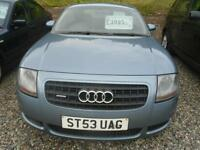 2004 AUDI TT 1.8 T Quattro [225] CHOICE OF 2 TT AVAILABLE free 3 months warranty