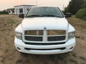 2005 Dodge Power Ram 2500 Laramie Diesel Truck