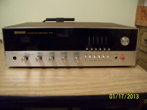Vintage Procom PR 900 Receiver Made In Japan Circa 1960-70's