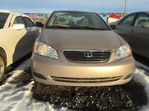 2006 Toyota Corolla Automatic Extra Clean Low Mileage.