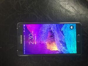 Samsung Note 4 unlocked 32 GB