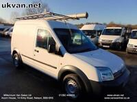 2007 57-REG FORD TRANSIT CONNECT, LWB, ONE COUNCIL OWNER, T230 ## NO VAT ##