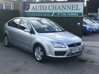 2007 Ford Focus 1.6 TDCi DPF Style 5dr