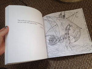 Game of thrones colouring book London Ontario image 4