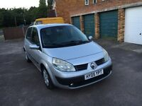 Renault scenic 1.5 dci expression 5 dr spares and repairs needs new injectors