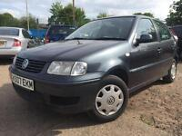 Volkswagen Polo 1.4 2000 S 4dr Petrol