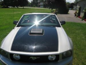 Convertible Ford mustang 2005