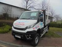 Iveco Daily S Class 3.0TD ( Euro VI ) ( 4x4 ) with Dropside Body