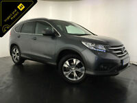 2014 HONDA CR-V SR I-DTEC DIESEL ESTATE 1 OWNER SERVICE HISTORY FINANCE PX