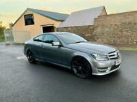 Mercedes-Benz C Class 2.1 C220 CDI AMG Sport Edition (Premium Plus) 7G-Tronic Pl