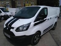2013 FORD TRANSIT CUSTOM VAN 270 ECO TECH 2.2 TDCi 100ps Diesel