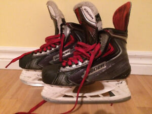 Patins Bauer APX2 junior grandeur 3