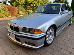 Rare and clean example of 1996 BMW M3 (E36)