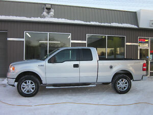 2007 Ford F-150 XLT Supercab 4x4 Pickup Truck