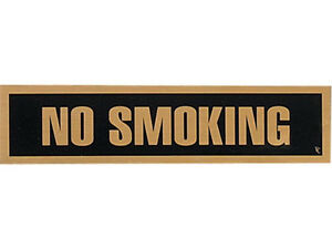 No Smoking,Employees Only,To Be Recycled,No Entry signs etc.
