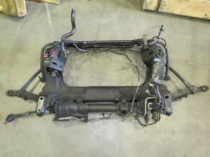 jdm nissan skyline GTR R32 Front subframe, Rack and pinion rb26