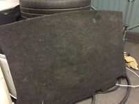Renault Clio boot carpet
