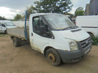 Ford Transit 2.4TDCi Duratorq ( 115PS ) 350M 2007.5MY 350 MWB tipper non runner