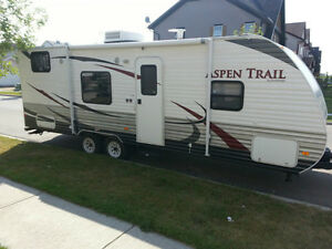 2012 Travel trailer rental