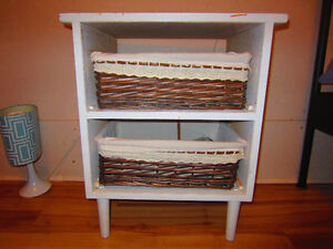 Sweet bedside end table! Price negotiable!