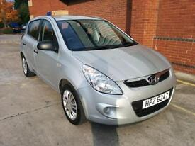 Hyundai i20 1.2 Classic. AC. WARRANTY. LOW TAX. CD/AUX. EW.