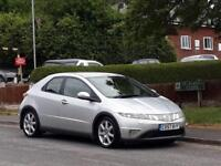 Honda Civic 2.2i-CTDi ( 18in Alloys ) EX