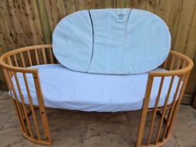 Stokke sleepi Bed, Junior Extension.