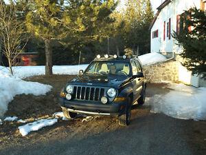 2005 Jeep Liberty Renegade Rocky Mountain
